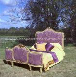Versailles Upholstered Bed Kingsize